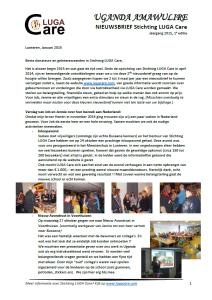 Nieuwbrief 2015-1