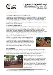 Nieuwsbrief 2014-1+bijlagen